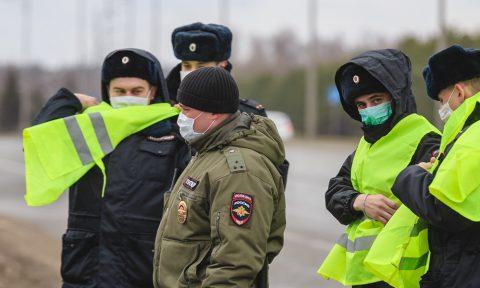 В Омске выведут ещё больше патрулей для контроля за режимом самоизоляции