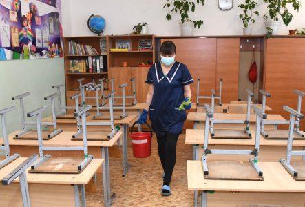 В Омской области могут начать работать сельские школы
