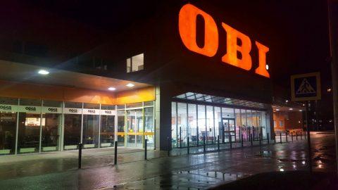 Вслед за «Леруа Мерлен» в Омске закрыли строительный гипермаркет «OBI»