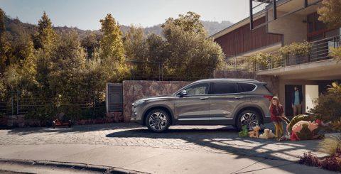 Новый Hyundai Santa Fe 2020: как выглядит, что изменилось