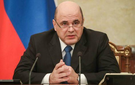 Бурков обратился с просьбой поддержать малый бизнес к Михаилу Мишустину