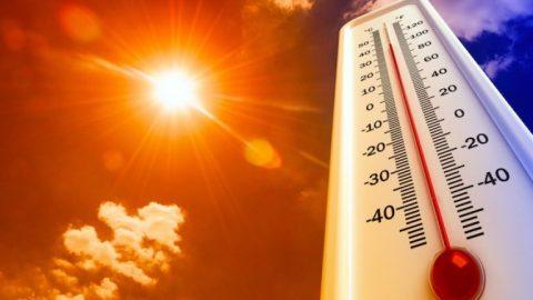 В Омске установлен новый температурный рекорд