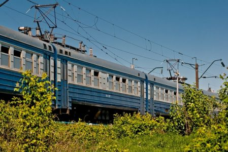 В Омской области отменили на праздники электропоезд Калачинская-Омск