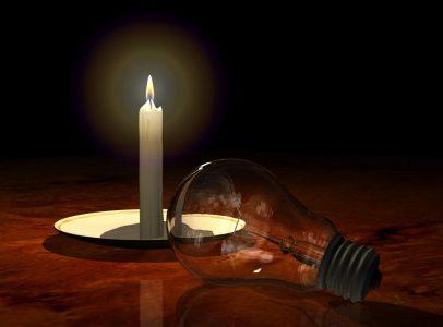 В Кировского округе Омска произошло незапланированное масштабное отключение электричества