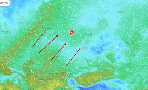 Омск на выходные ждёт потепление до +15 градусов
