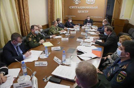 Режим самоизоляции в Омске продлён до 30 апреля