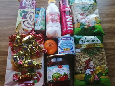 Омским школьникам выдадут продуктовые наборы вместо горячих обедов