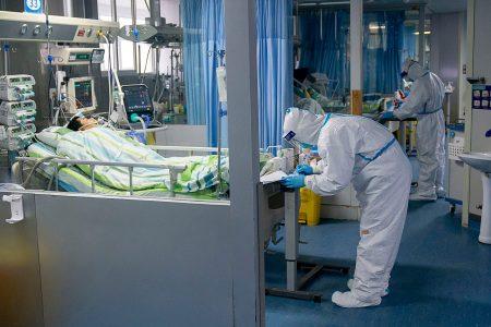 Количество заражённых коронавирусом в мире за сутки превысило 80 тысяч