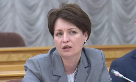 Оксана Фадина призвала омичей не распространять коронавирус