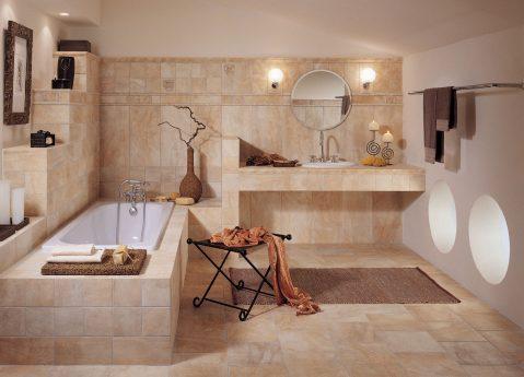 Как выбрать хорошую керамическую плитку для ванной