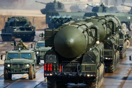 МИД: Россия ответит ядерным ударом на любой ракетный пуск США