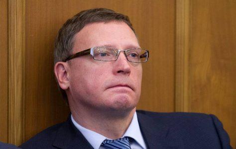 Александр Бурков не смог стать на учёт по безработице
