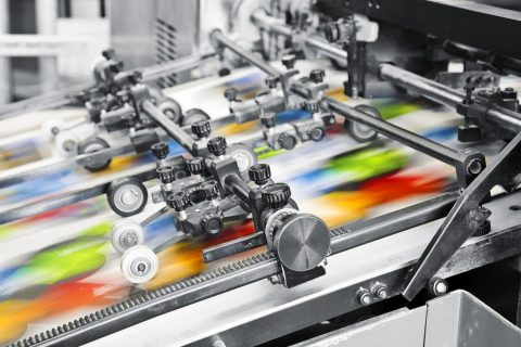 Офсетная печать: что это такое, преимущества и особенности