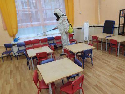 Детские сады в Омской области до 3 июня останутся закрытыми