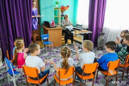 В омских детских садах могут открыться дежурные группы