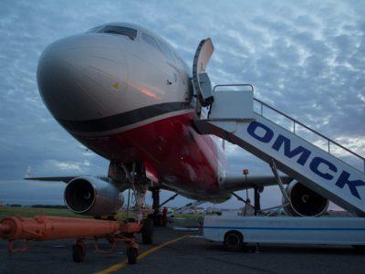 Самолёты начнут летать из Барнаула в Омск и Красноярск уже в конце мая