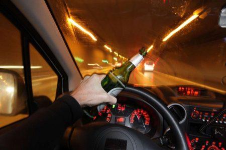 На майские праздники омские водители садятся пьяными за руль в период самоизоляции