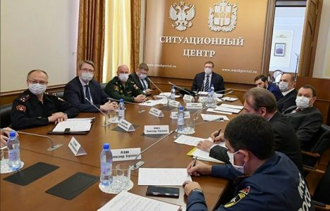 В пятницу станет известно, как в Омске изменится режим самоизоляции с 11 мая