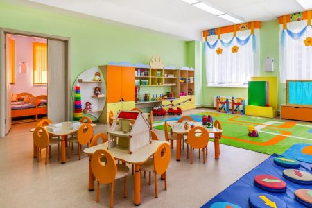 Детские сады в Омске не откроются до 3 июня