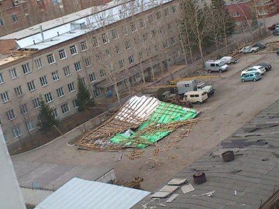 В Омской области отменили режим ЧС