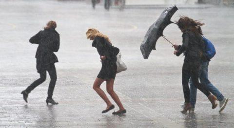 15 и 16 мая в Омске ожидается похолодание с грозой и ветром