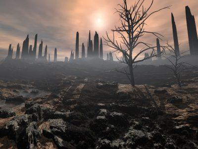Разрушение озонового слоя стало причиной  второго крупнейшего вымирания 359 миллионов лет назад
