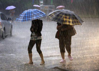 Первого мая к вечеру в Омске разгуляется стихия - сильный ветер и дождь