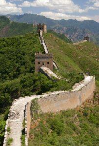 Ученые сделали предложение о втором назначении Великой Китайской стеныйской стены