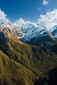 Почему одни горы более высокие, чем другие, выяснили ученые