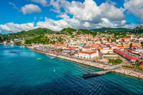 Паспорт Гренады для инвесторов: процедура оформления карибского паспорта