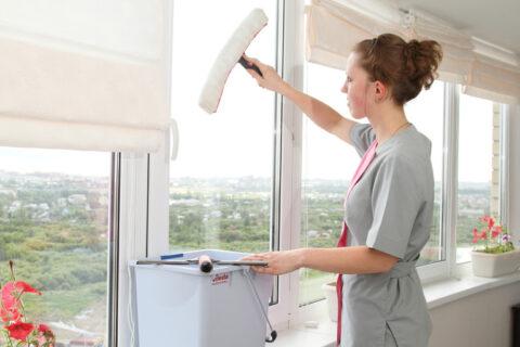 Как вымыть окна в квартире без разводов