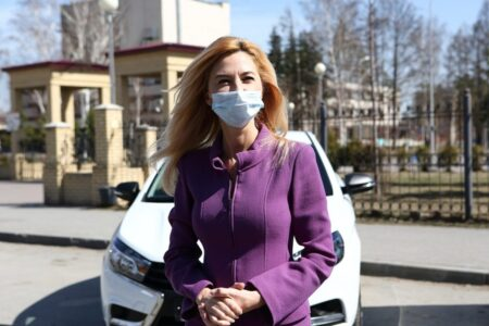 До 1 июля Омская область победит коронавирус, заявила Ирина Солдатова