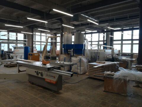 Мебельные производства в Омске и преимущества сотрудничества с ними