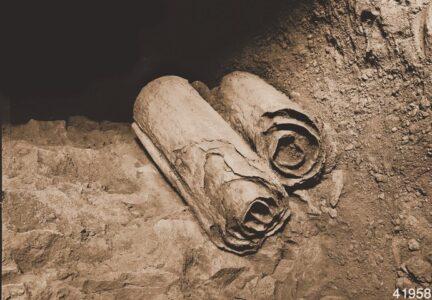 Ученые провели ДНК-анализ свитков Мёртвого моря