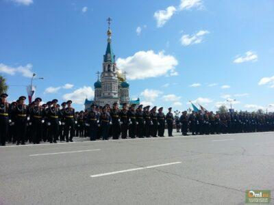В 13 городах отменили празднование Дня Победы, Омск не в их числе.