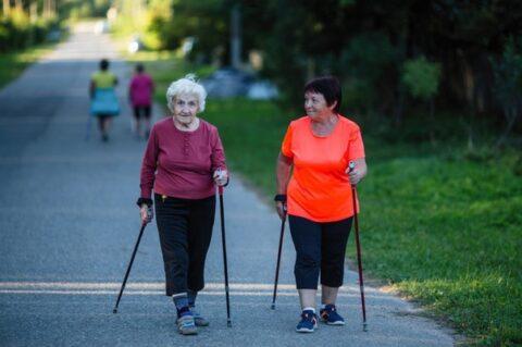 Как укрепить вены на ногах пожилого человека?