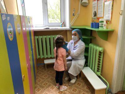 В омских детских садах экстренно формируют дежурные группы
