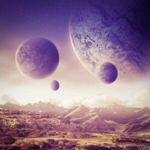 6 планет, которые подходят для будущей колонизации,  назвали в NASA