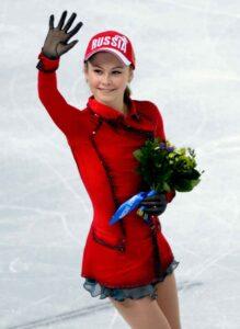 Олимпийская чемпионка Юлия Липницкая подтвердила, что беременна