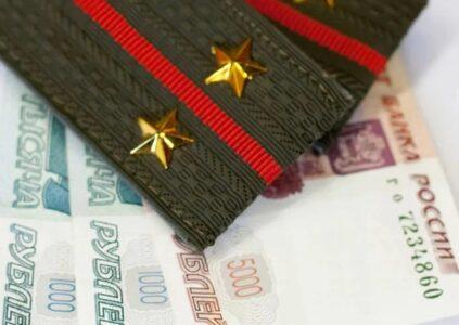 Военным пенсионерам с 1 октября увеличат выплаты