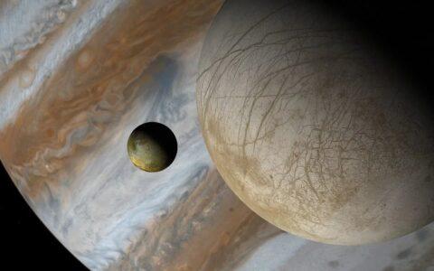 NASA считает, что жизнь может существовать на спутнике Юпитера