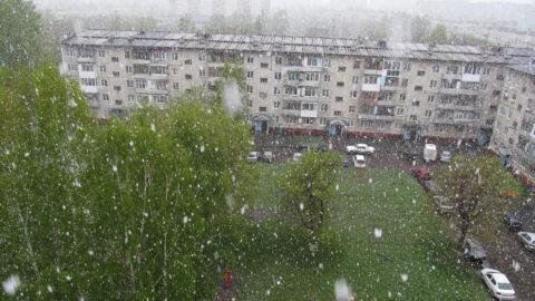 В воскресенье в Омской области будет холодней чем на Аляске