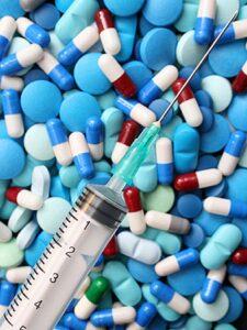 Антибиотик,  против которого бактерии бессильны, создали ученые