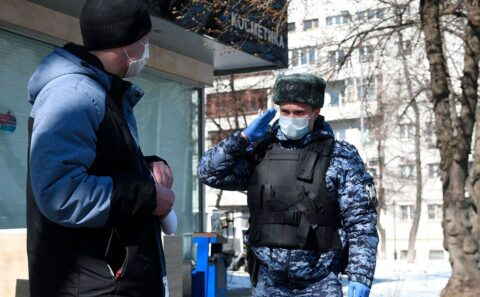 12 июня в Омске могут ужесточить режим самоизоляции – Дмитрий Ушаков