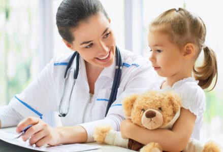 В Омске снова откроются детские поликлиники