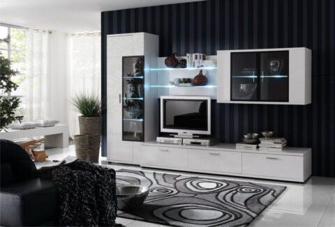 Особенности и виды мебели для гостиной