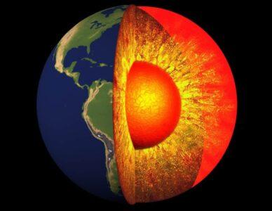 Ученые провели оценку доли первичной коры Земли в современной мантии планеты