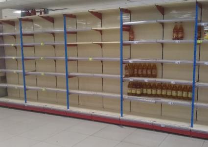 В Омске закрывается сеть гипермаркетов «НоваТор»