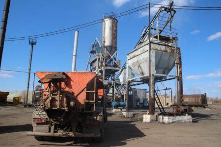 Против омского асфальтобетонного завода хотят возбудить уголовное дело