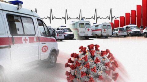 Количество заболевших коронавирусом в Омской области почти достигло 9000